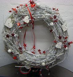 Herbst-, Weihnachtskranz mit LED-Beleuchtung de.picclick.com