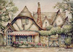 English Cottage | english cottage semblance