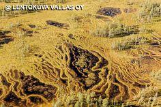 Pelkosenniemi, Pyhä-Luoston kansallispuisto Ilmakuva: Lentokuva Vallas Oy