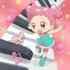 Image de anime, kawaii, and magical doremi