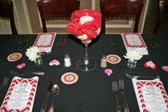 2014 Valentine's Day Dinner at Legend Oaks!
