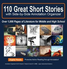 These stories are powerful, accessible, and engaging vehicles for teaching critical reading skills and for propagating a love of literature! So we've added more stories to our short story anthology and compiled 110 of the greatest stories in a bundle designed to improve annotation skills, bolster reading comprehension, and cultivate literary appreciation.