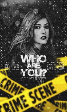 Who Are You?/Katherine McNamara by lirdy.deviantart.com on @DeviantArt