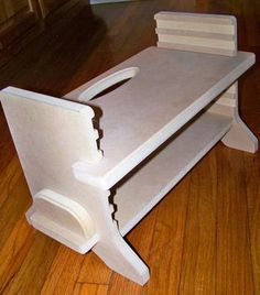 Piano Footrest @chewylouie31, could you make something like this?