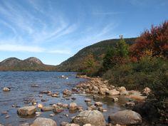 Jordan Pond Trails – Acadia National Park ...
