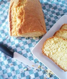 Lemon Quick Bread Recipe