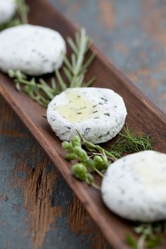 These make a great addition to a cheese plate or simple green salad. Easy to make too!
