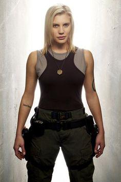 "Kara ""Starbuck"" Thrace (Battlestar Galactica reboot)"