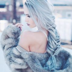 The 16 Best Mane Moments From Instagram This Week #fishtailbraid