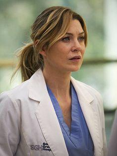 Ellen Pompeo - Meredith Grey