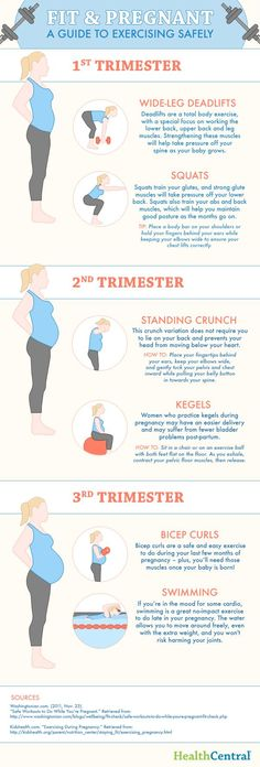 MOMMY 101:  Daily Pregger-cise Routine