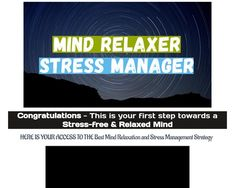 Product Name: Mind Relaxer – Prize Crafts​ Click here to get Mind Relaxer – Prize Crafts​ at discounted price while it's still available… All orders are protected by SSL encryption – the highest industry standard for online security from trusted vendors. Mind Relaxer – Prize Crafts​ is backed with a 60 Day No Questions Asked …