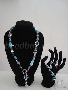 French Fantasy Turquoise Necklace, Fantasy, French, Jewelry, Fashion, Moda, French Language, Jewels, Fashion Styles