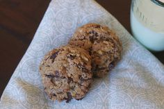 Recipe Redux: Brown Butter Chocolate Chip Oatmeal Cookies