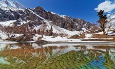 Naltar in winter. Gilgit Baltistan, Pakistan — Syed Mehdi Bukhari