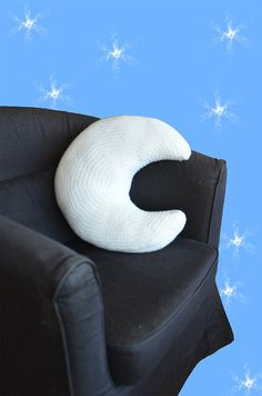 Moon Template Shape 8 Inch Crescent Moon Stencil