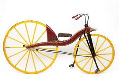 Kirkpatrick McMillan Bicycle (1840)