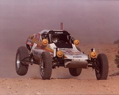 Funco SSII at the 1979 Mint 400