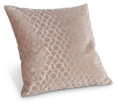 Ring Peony Pillow - Pillows - Accessories - Room & Board