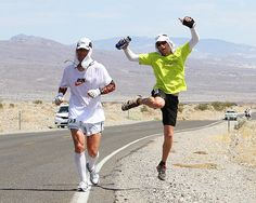 Badwater Ultramarathon — The Ultimate Athletic Challenge