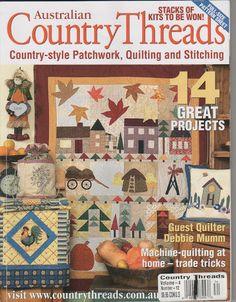 Australian Country Threads nº4 - Martinha Vogt - Picasa Web Album