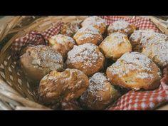 Fursecuri moi cu mere pentru micul dejun sau gustare! Nu atingi aluatul cu mâinile! - YouTube Biscuits, Apple Cookies, Galletas Cookies, Pretzel Bites, Brunch Recipes, Italian Recipes, Muffin, Sweets, Bread