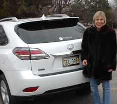 Congrats on earning your Lexus with Nerium, Phyllis!