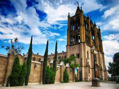 Santuario de la virgen de Guadalupe -  Saltillo, Coah,