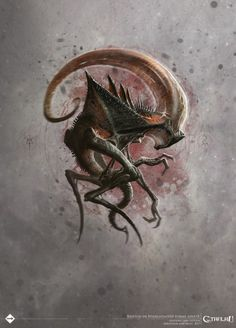 Un nuevo avatar de Nyarlathotep de Loïc Muzy