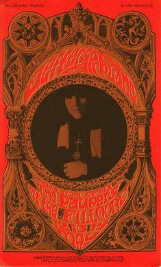 Jefferson Airplane (May 12-13-14 1967 at The Fillmore, San Francisco, CA, USA)