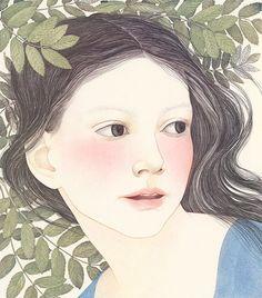 Nancy Ekholm (one of my favorite illustrators)