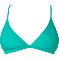 Rip Curl  Love N Surf Cross Back Bikini Top - favorite kind of swim suit top!