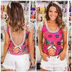 Diy Camisa, Diy Fashion, Womens Fashion, Fashion Tips, Diy Clothes Tutorial, Cut Shirts, Boutique, Tutu, Nice Dresses