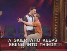 Colin Mochrie and Brad Sherwood are amazing