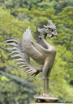 Phoenix in Otagi Nenbutsu Ji Arashiyama Japan by Emilie ROUTIER on 500px