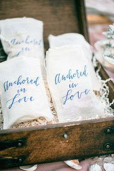 Nautical Wedding Inspiration Featured On Midwest Bride