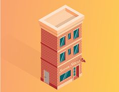 "Check out new work on my @Behance portfolio: ""Isometric Building - Seven Stars Bar"" http://be.net/gallery/52394101/Isometric-Building-Seven-Stars-Bar"