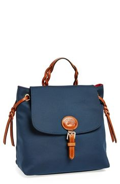 Dooney & Bourke Nylon Flap Backpack available at #Nordstrom