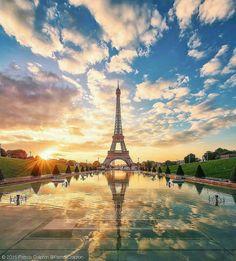 Paris.  Photo by @patrickcolpron