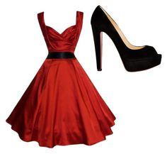 """""""Night Out #47"""" by guitargirlmads on Polyvore"""