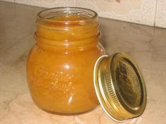 Jamaica Banana Jam. Other versions say you can add cinnamon, cloves, ginger, rum, etc. I cut the sugar to about 2/3, which didn't matter because I'm not canning this. Also added a splash of ginger liqueur. -Tried it 6-2012-
