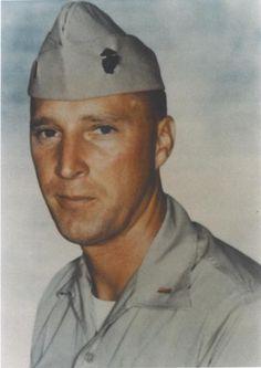 Virtual Vietnam Veterans Wall of Faces   JACK H ANDERSON   MARINE CORPS