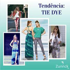 Tie Dye é tendência deste verão 2014!