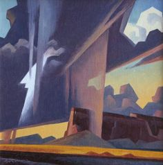 Ed Mell - New discovery at LA Art Show