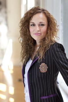 Kendra Barnes, B.F.A. fashion student, Dayton, Ohio  http://www.scad.edu/fashionshow/  #SCADFashion