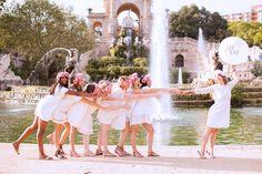5 Ideas For a Memorable Hen Party in 2020 Bridal Shirts, Wedding Party Shirts, Party Wedding, Party Photos, Wedding Photos, Quinceanera Party Favors, Boho Garden Party, Burgundy Wedding Invitations, Foto Casual
