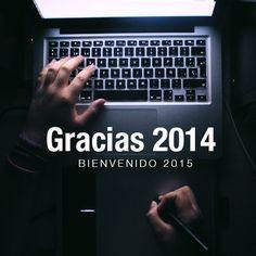 BIENVENIDO 2015 Atte: P4tUzo