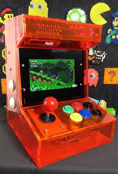 Custom Built MAME and Arcade Cabinets - Full Kit Assembled
