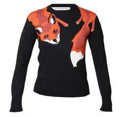 Fox Sweater Castelbajac Fashion Frenchologie