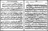"1"" Scale Sheet Music"
